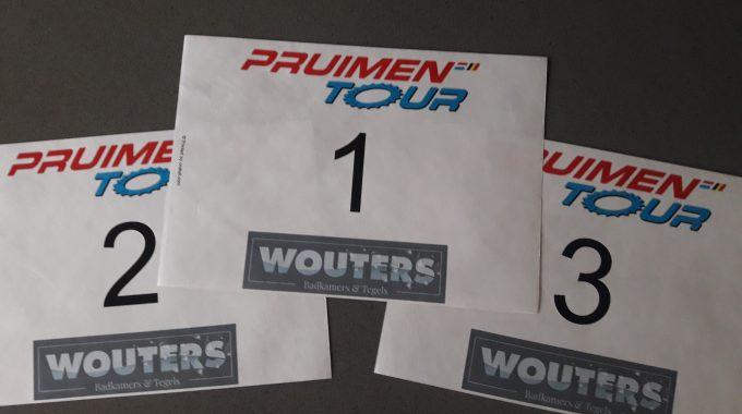 Startnummers Liggen Al Klaar!